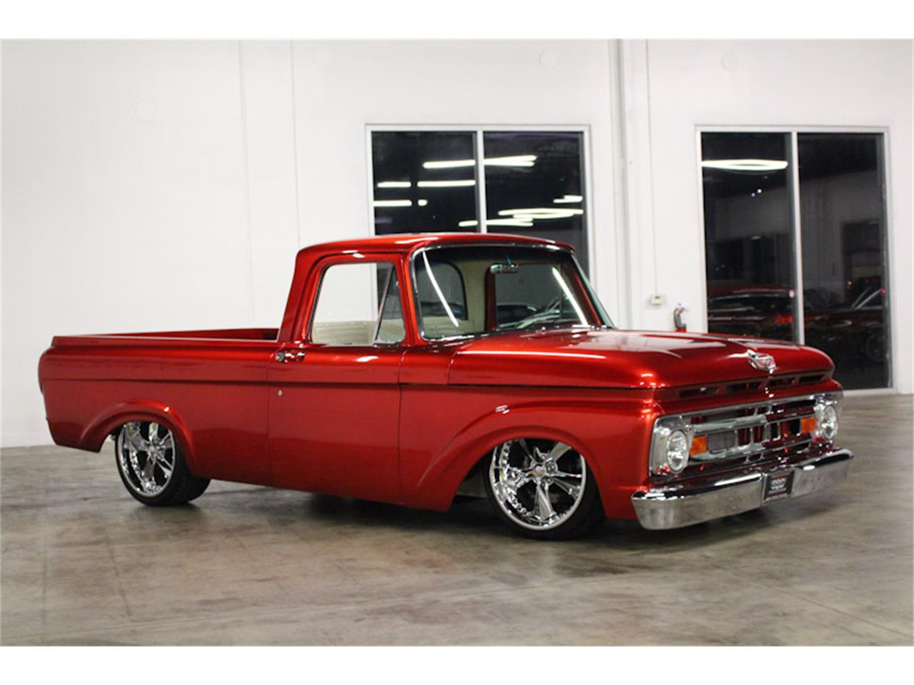 1962 Ford F100 for sale in Fairfield, CA – photo 24