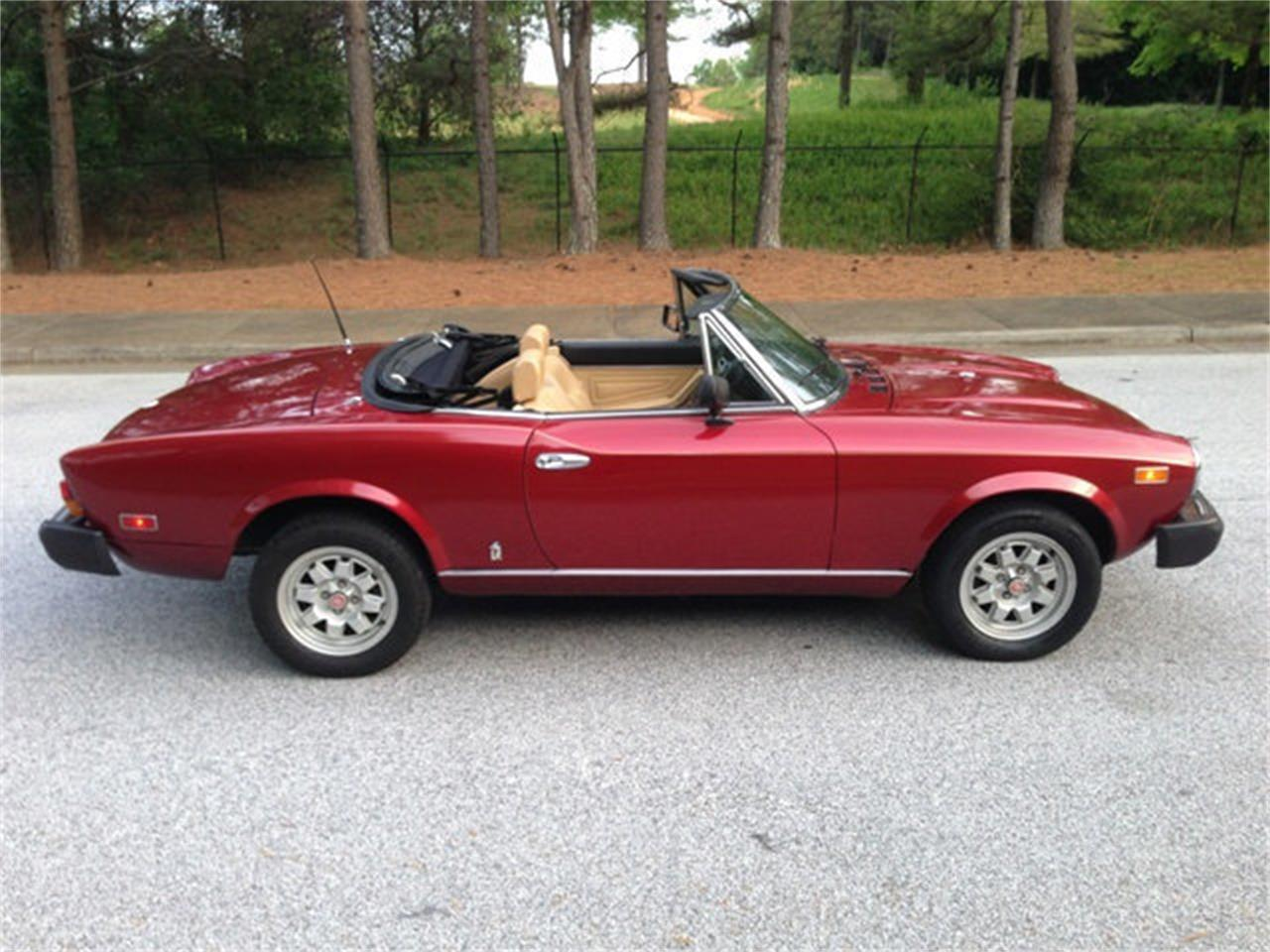 1982 Fiat 124 for sale in Duluth, GA – photo 3