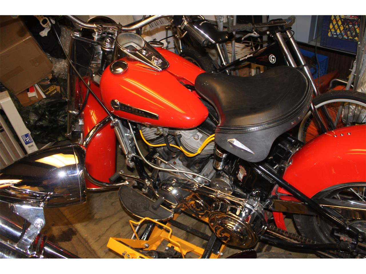 1950 Harley-Davidson Motorcycle for sale in Carnation, WA – photo 14