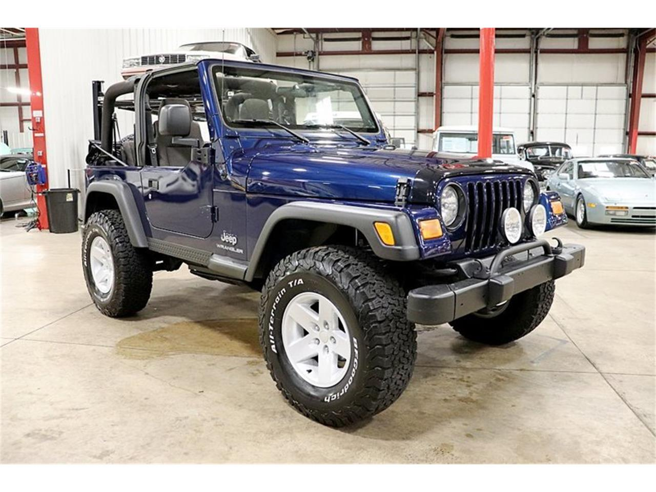2005 Jeep Wrangler for sale in Kentwood, MI – photo 8