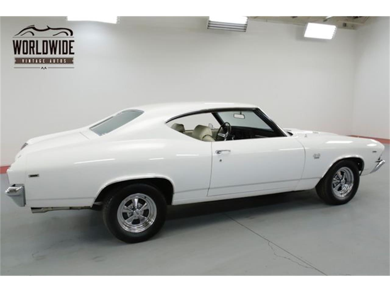1969 Chevrolet Chevelle SS for sale in Denver , CO – photo 11