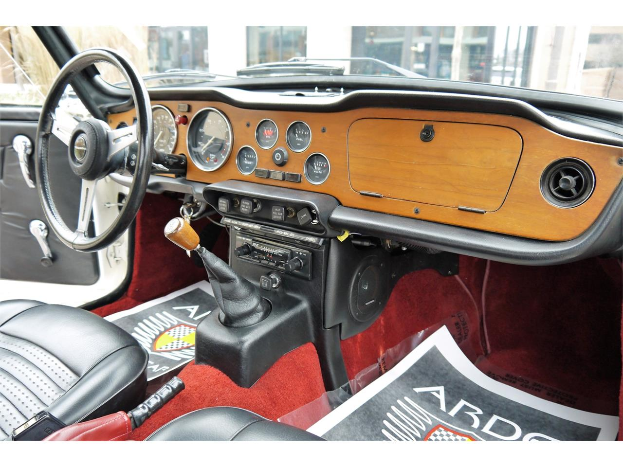 1976 Triumph TR6 for sale in Brentwood, TN – photo 12