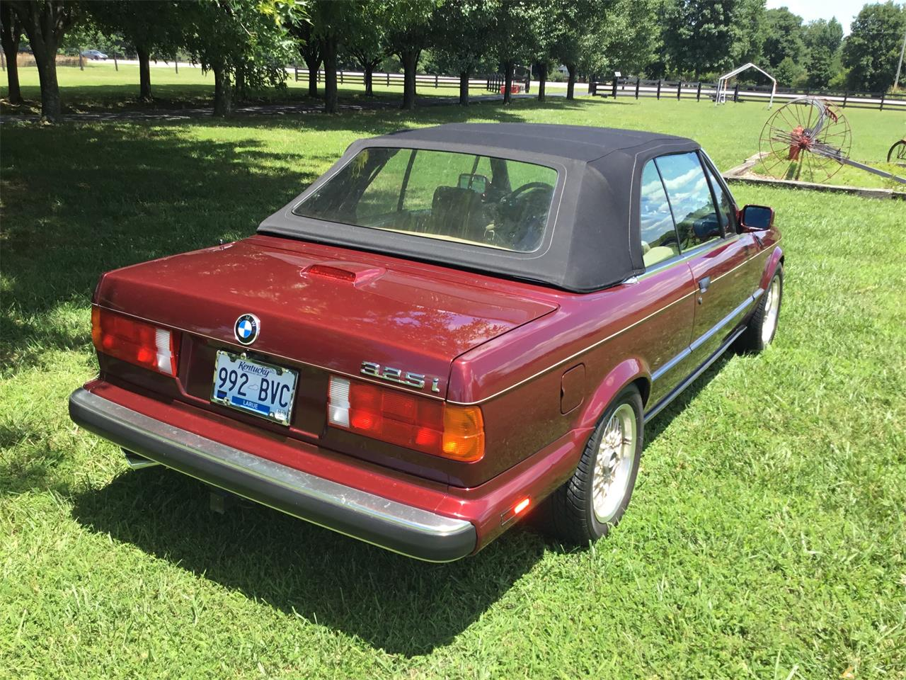 1990 BMW 325i for sale in Hodgeville, KY – photo 6