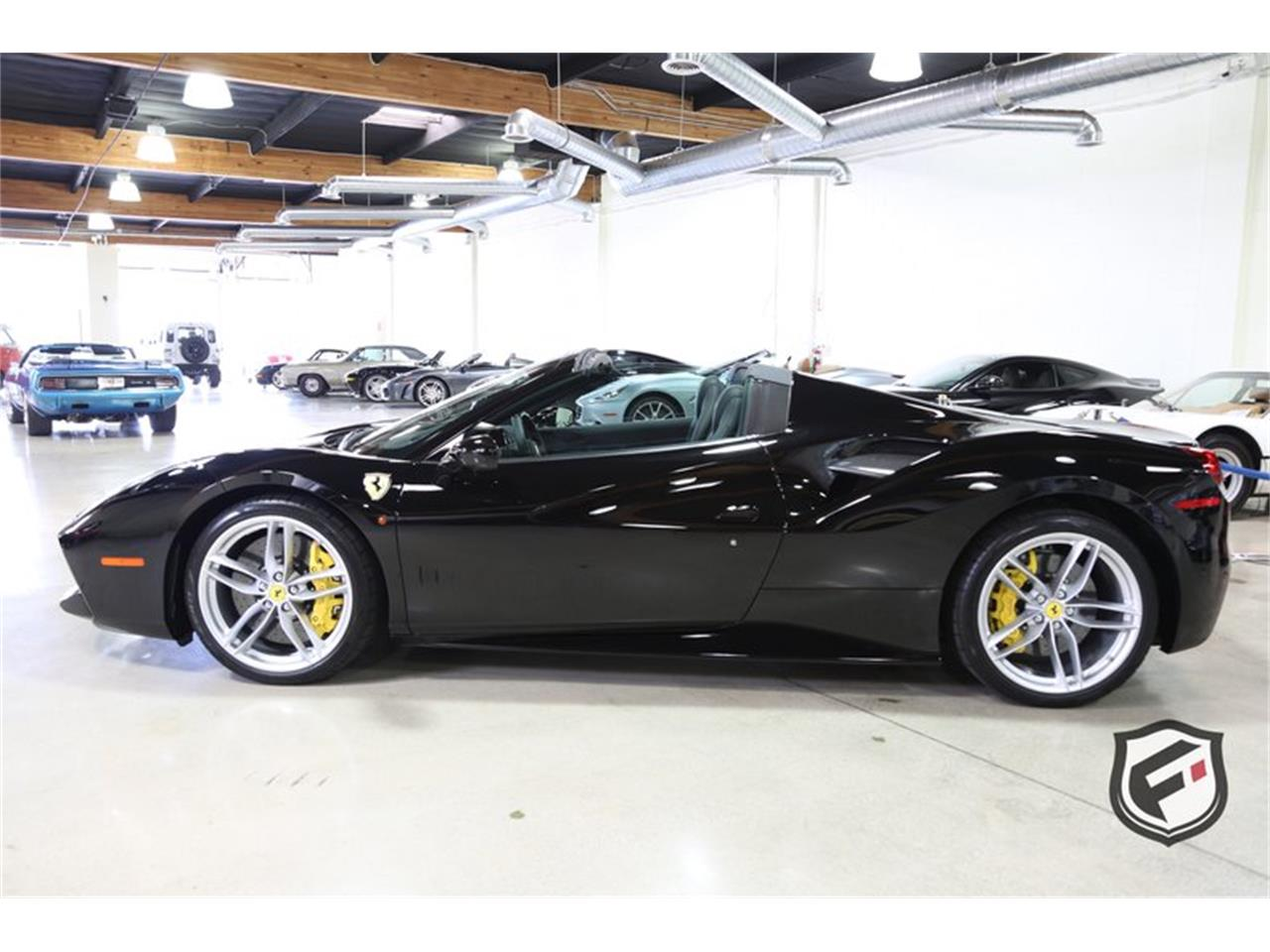 2017 Ferrari 488 for sale in Chatsworth, CA – photo 11