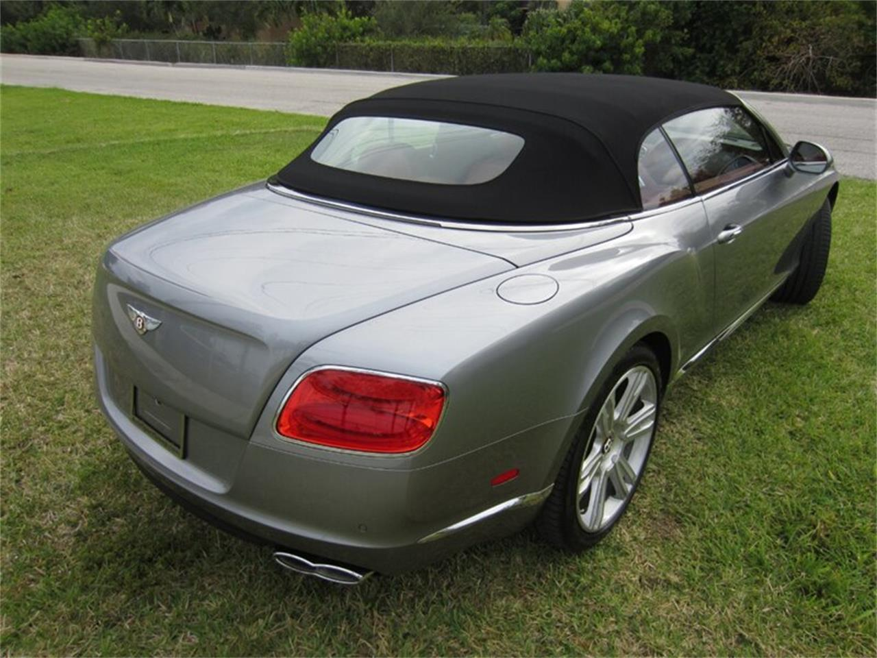 2013 Bentley Continental GTC V8 for sale in Delray Beach, FL – photo 21
