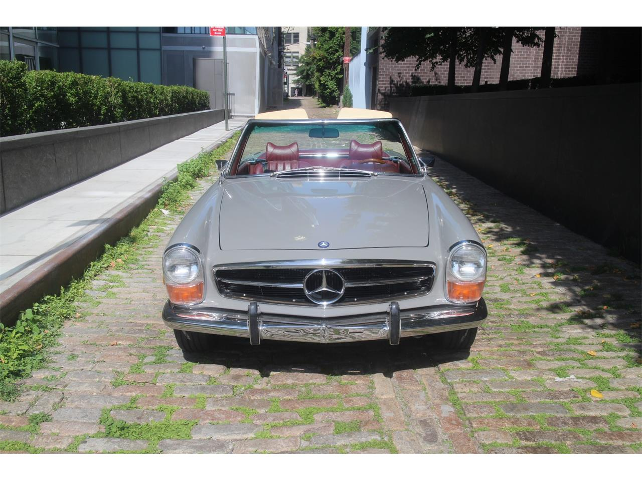 1971 Mercedes-Benz 280SL for sale in NEW YORK, NY – photo 2