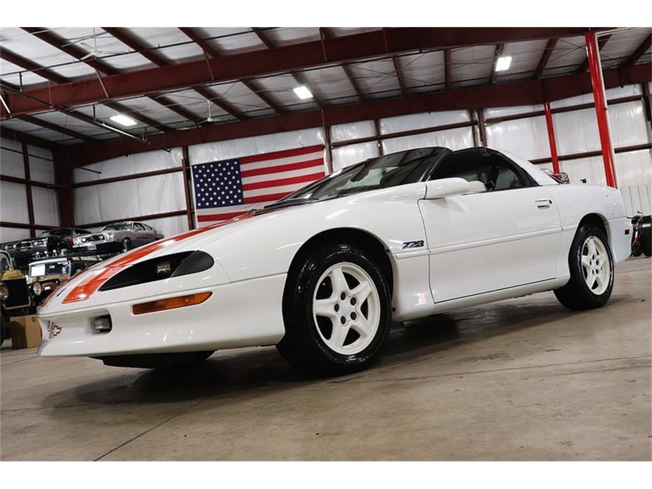 1997 Chevrolet Camaro Z28 for sale in Kentwood, MI – photo 89