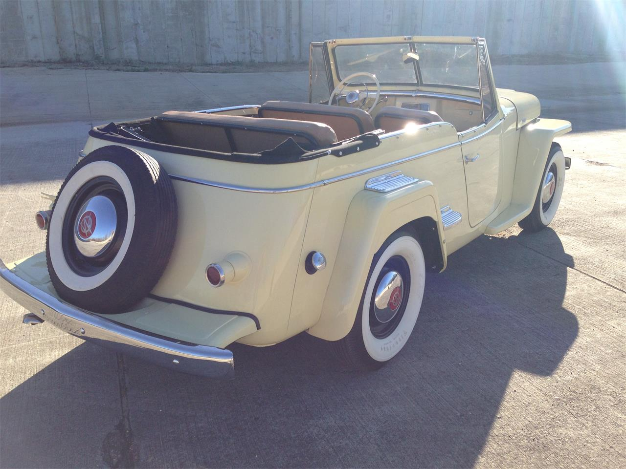 1949 Willys-Overland Jeepster for sale in Branson, MO – photo 13