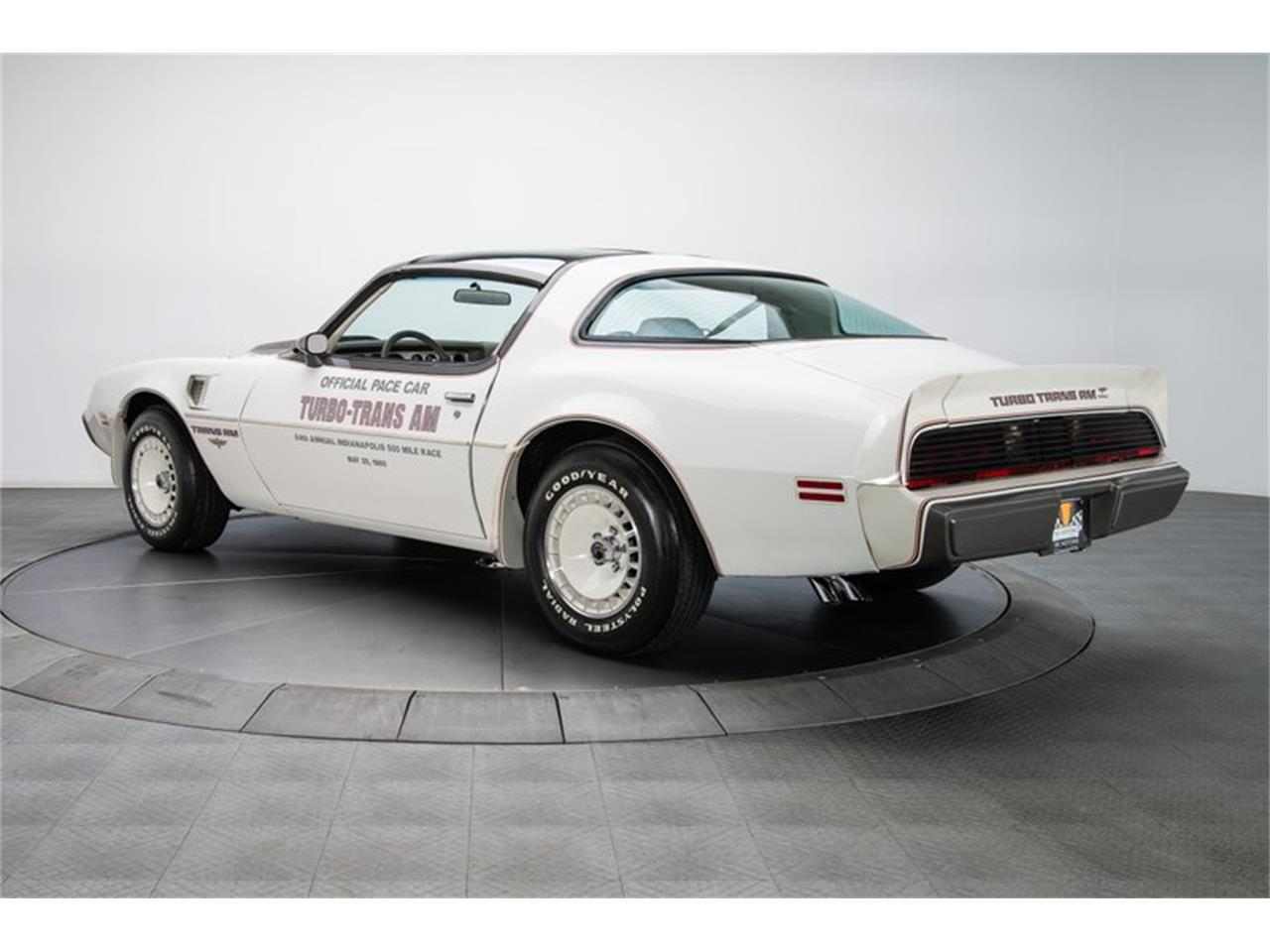 1980 Pontiac Firebird Trans Am Turbo Indy Pace Car Edition for sale in Charlotte, NC – photo 4