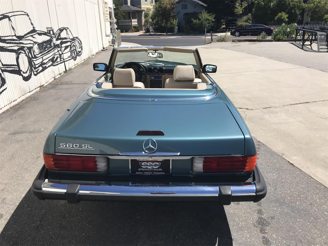 1988 Mercedes-Benz 560SL for sale in Fairfield, CA ...