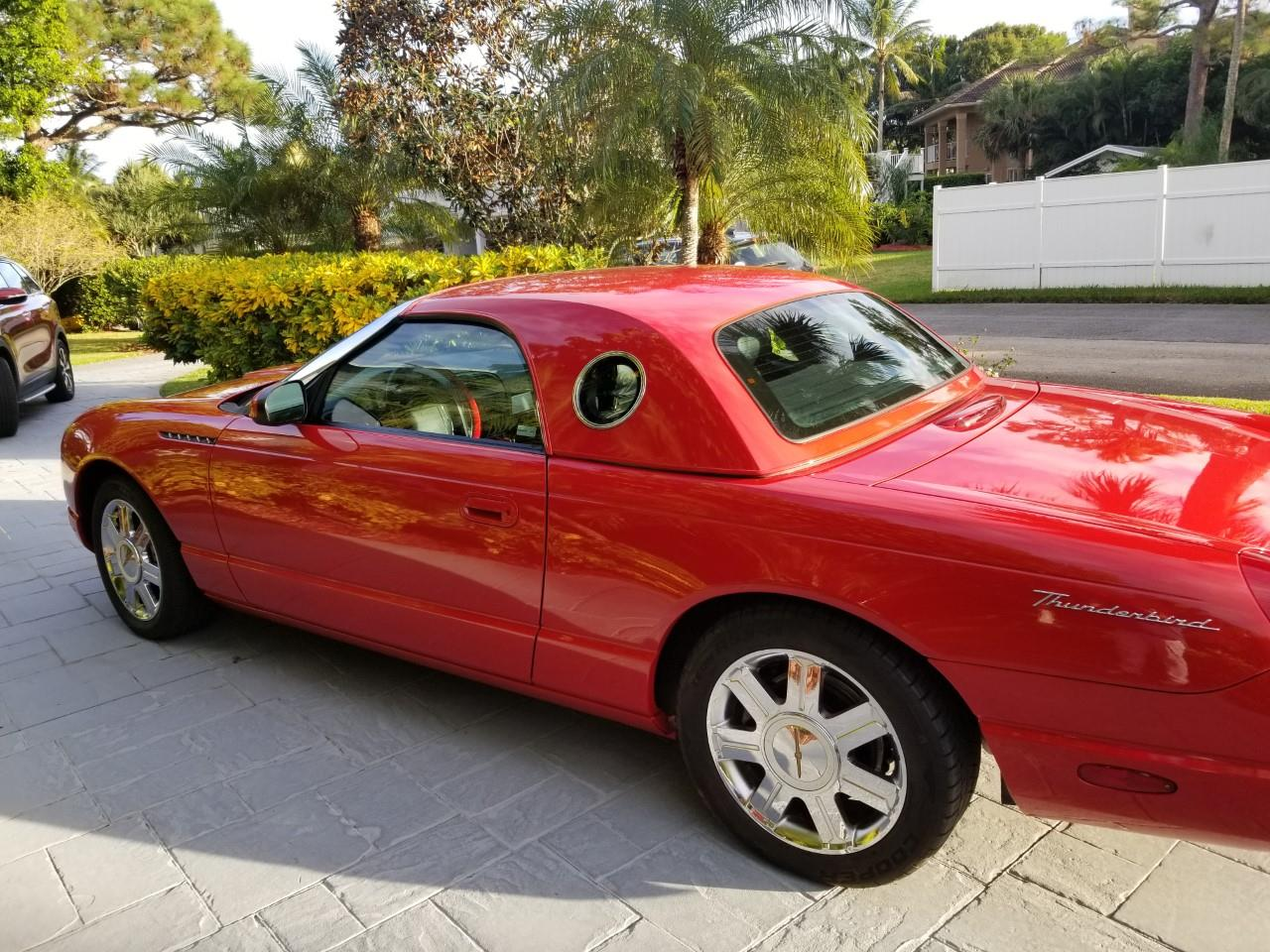 2004 Ford Thunderbird for sale in Lake Park, FL – photo 10