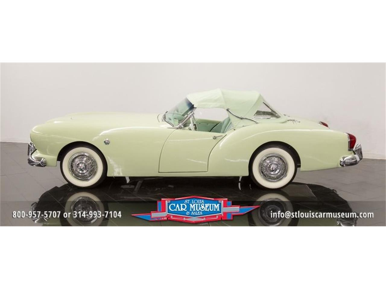 1954 Kaiser Darrin for sale in St. Louis, MO – photo 45