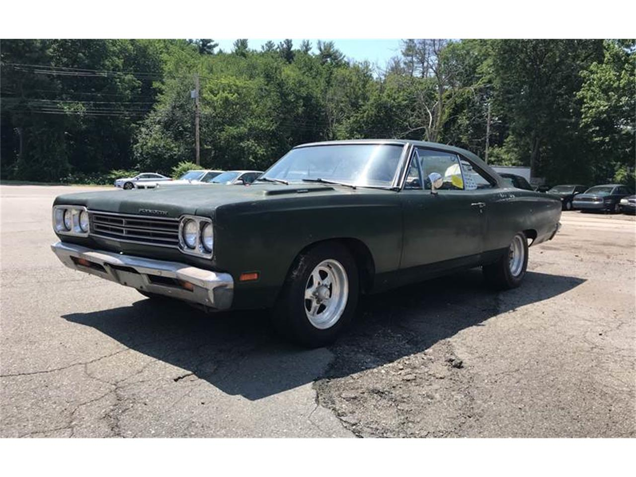 1969 Plymouth Road Runner for sale in Westford, MA – photo 16