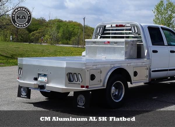 2018 Ford F550 XL - 9ft Flatbed - 4WD 6.7L V8 Utility Dump Box Truck... for sale in Dassel, MT – photo 15