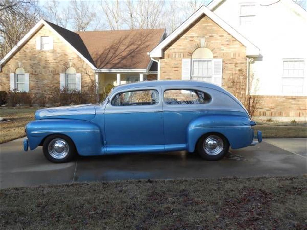 1948 Ford Sedan for sale in Cadillac, MI – photo 8