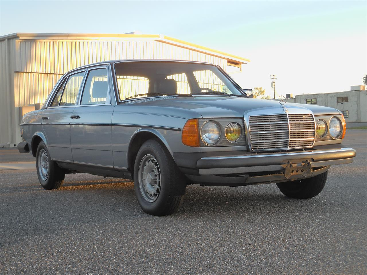 1982 Mercedes-Benz 300D for sale in Anderson, CA – photo 6