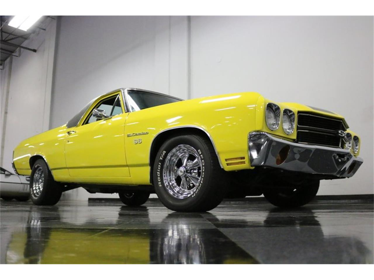 1970 Chevrolet El Camino for sale in Ft Worth, TX – photo 37