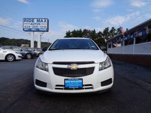 2014 Chevrolet Cruze One Owner Immaculate Condition for sale in Rustburg, VA