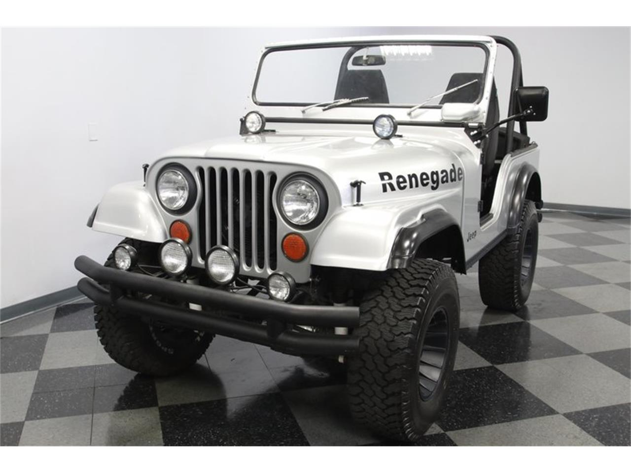 1971 Jeep CJ5 for sale in Concord, NC – photo 19