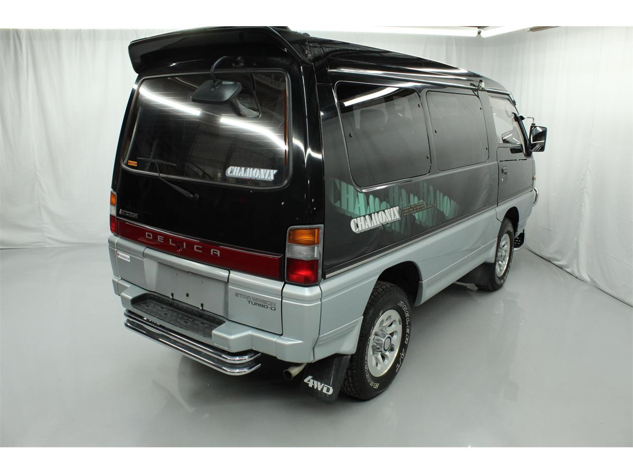 1992 Mitsubishi Delica for sale in Christiansburg, VA – photo 9