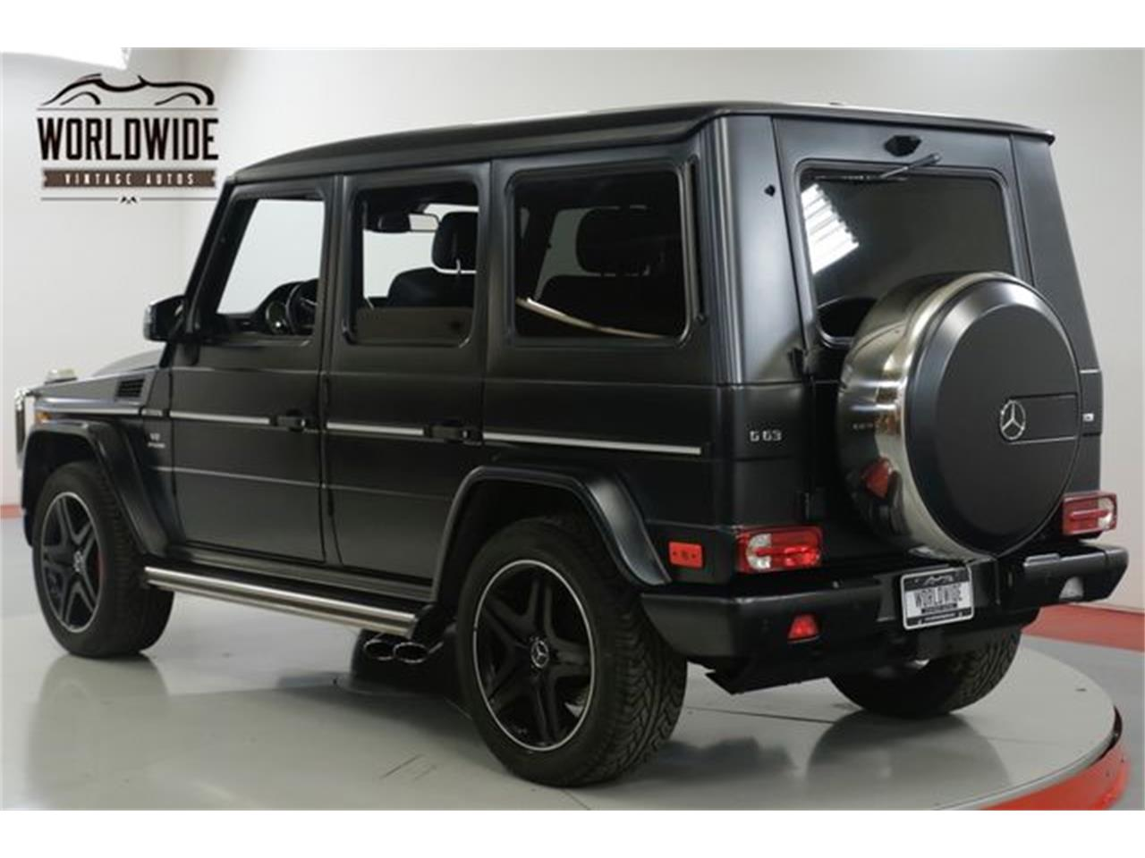2014 Mercedes-Benz G63 for sale in Denver , CO – photo 12