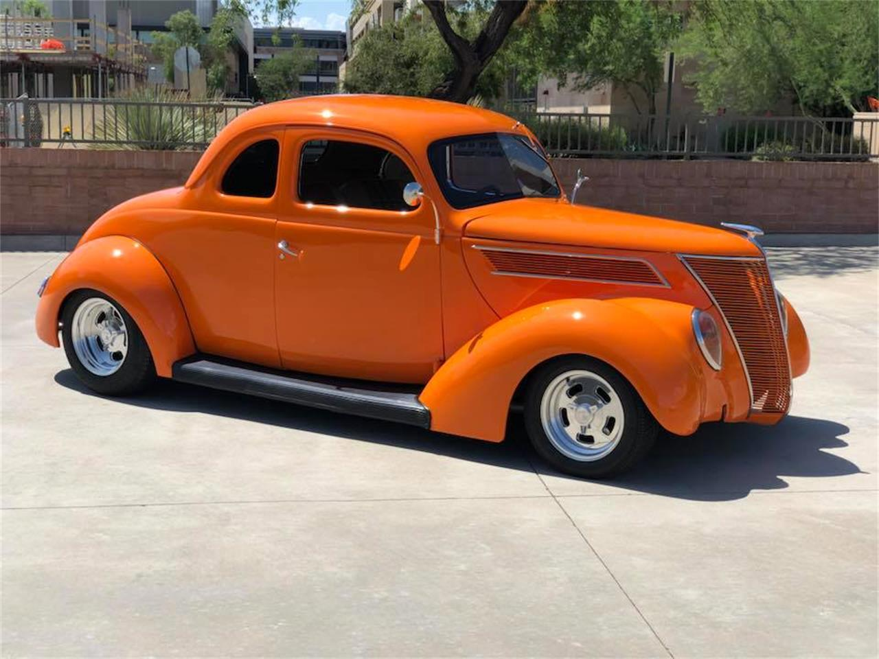 1937 Ford 5-Window Coupe for sale in Scottsdale, AZ ...