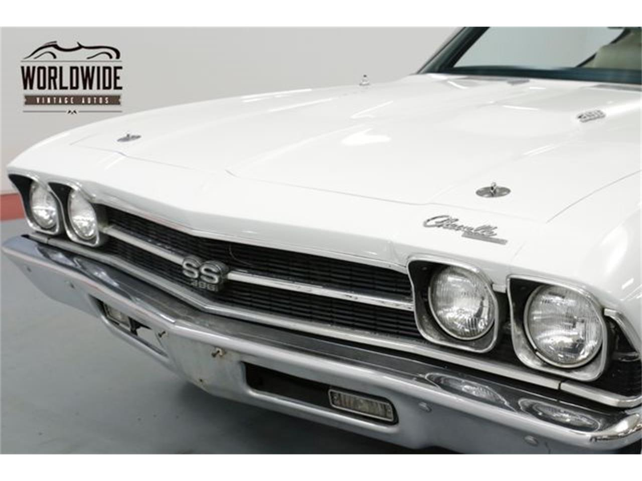 1969 Chevrolet Chevelle SS for sale in Denver , CO – photo 28