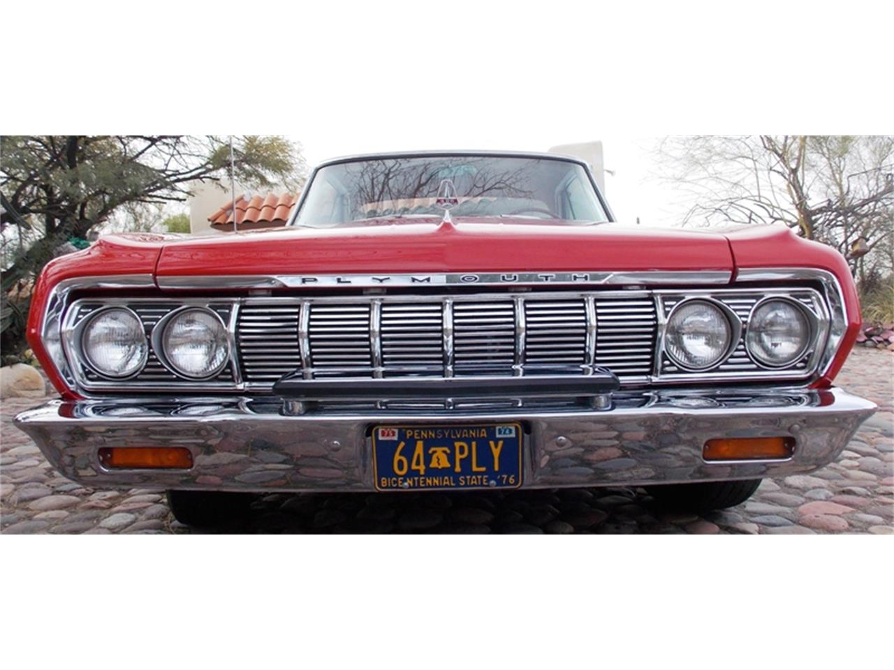 1964 Plymouth Sport Fury for sale in Tucson, AZ – photo 15