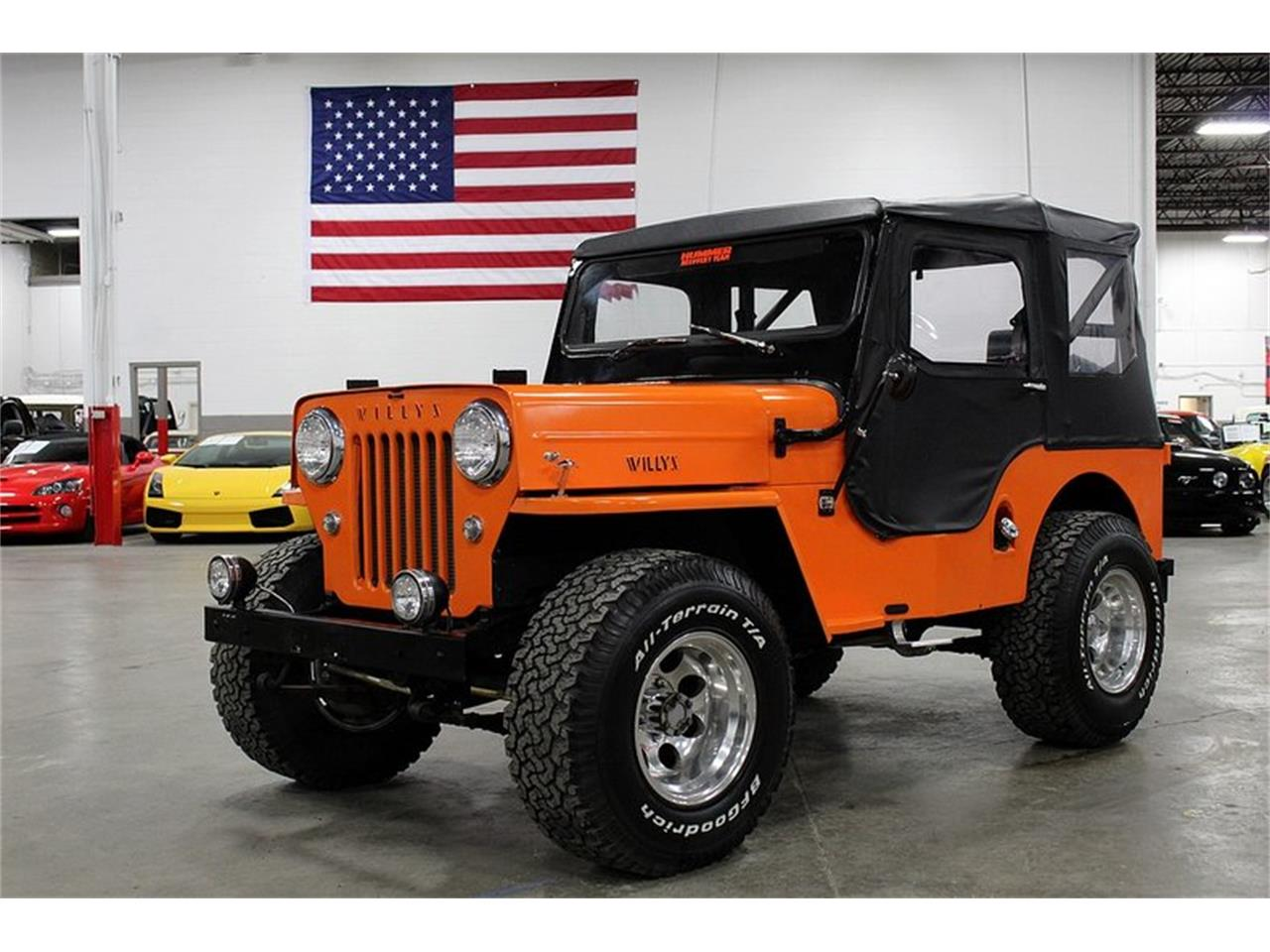 Willys Jeep For Sale >> 1962 Willys Jeep For Sale In Kentwood Mi Classiccarsbay Com