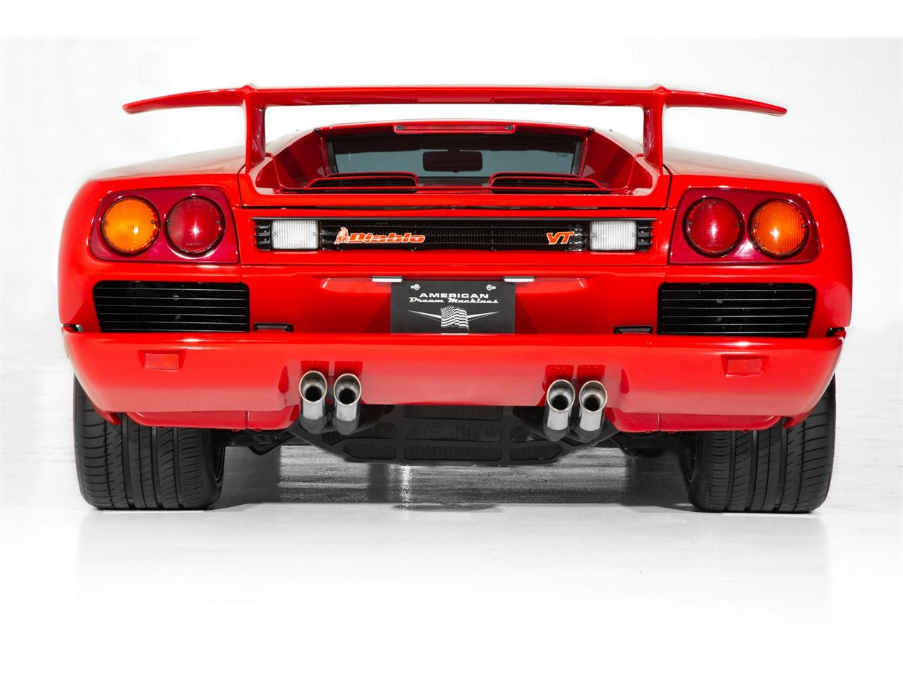 1995 Lamborghini Diablo for sale in Des Moines, IA – photo 4