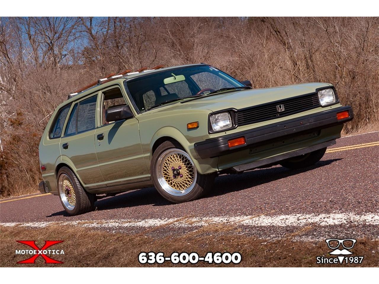 1983 Honda Civic Wagon for sale in St. Louis, MO – photo 2