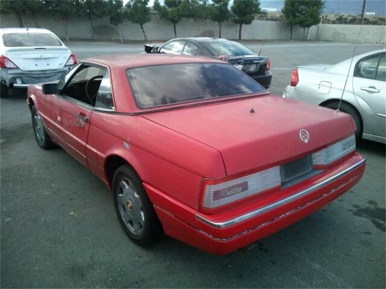 1989 Cadillac Allante for sale in Pahrump, NV – photo 2