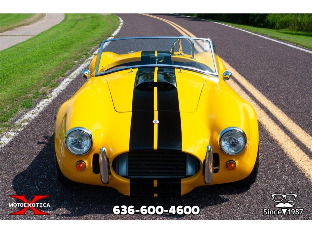 2003 Special Construction Cobra Replica for sale in St. Louis, MO – photo 3