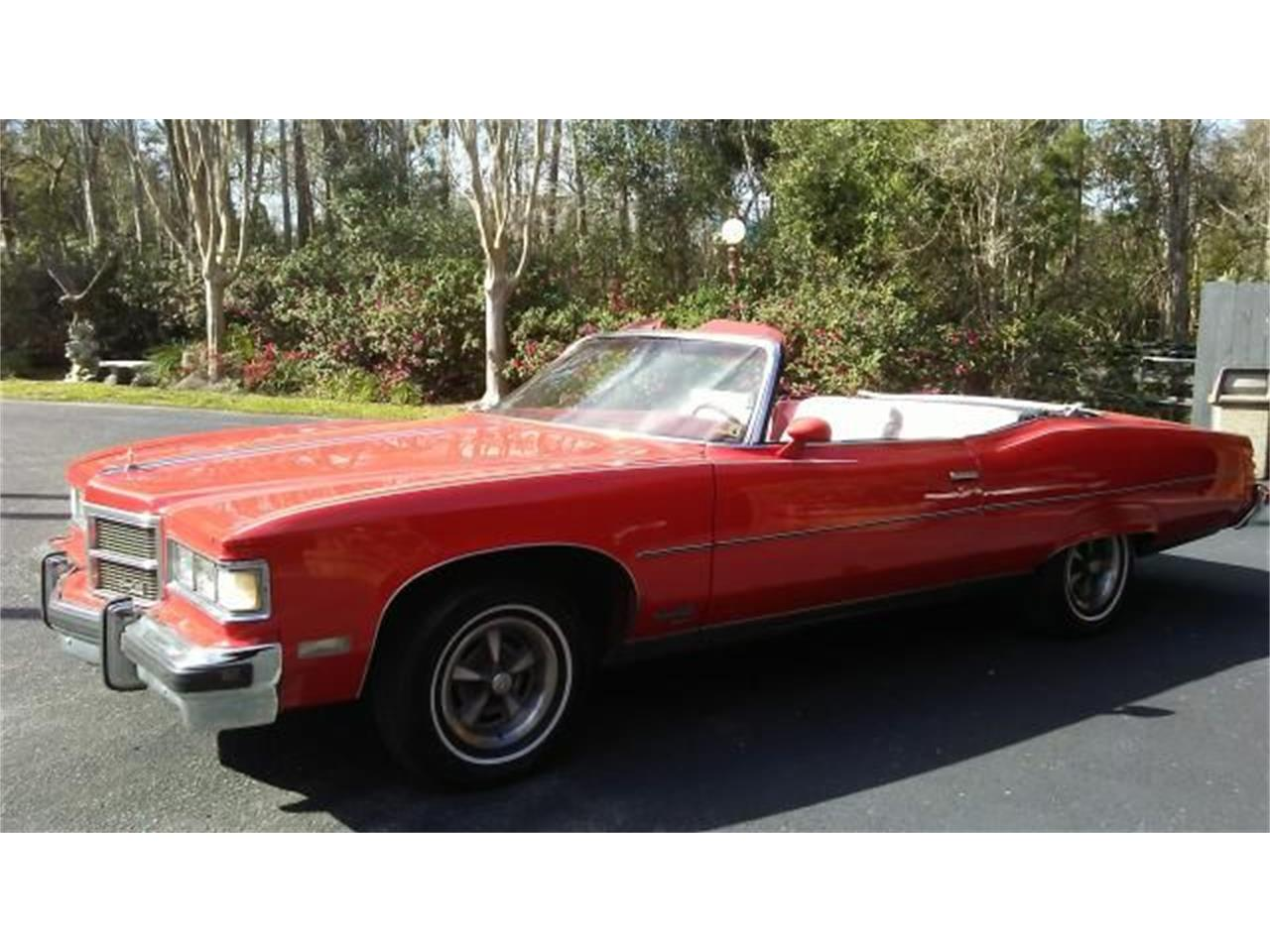 1975 Pontiac Grand Ville for sale in Cadillac, MI – photo 20