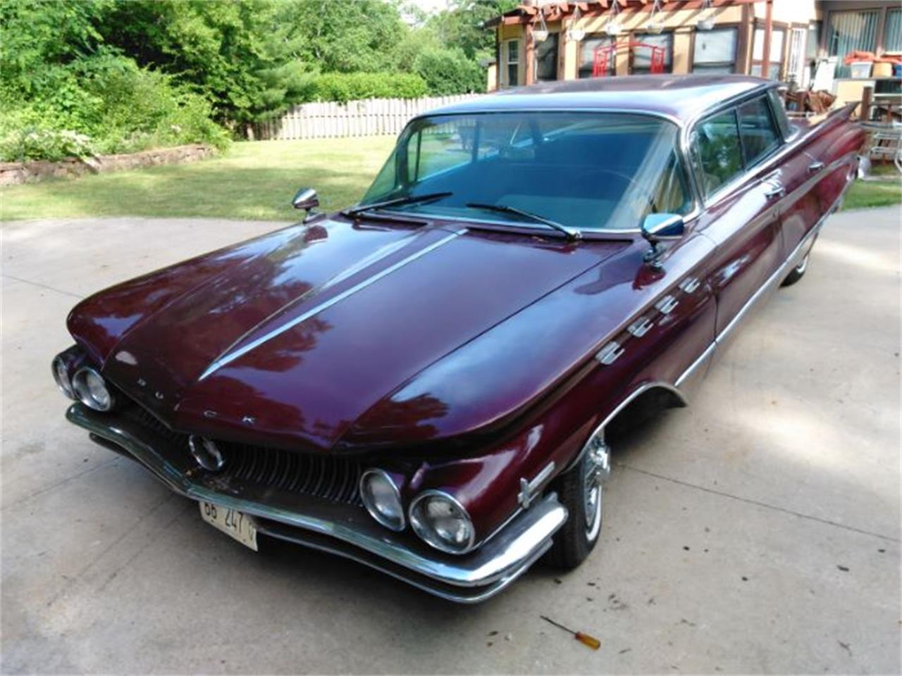 1960 Buick Electra 225 for sale in Cadillac, MI