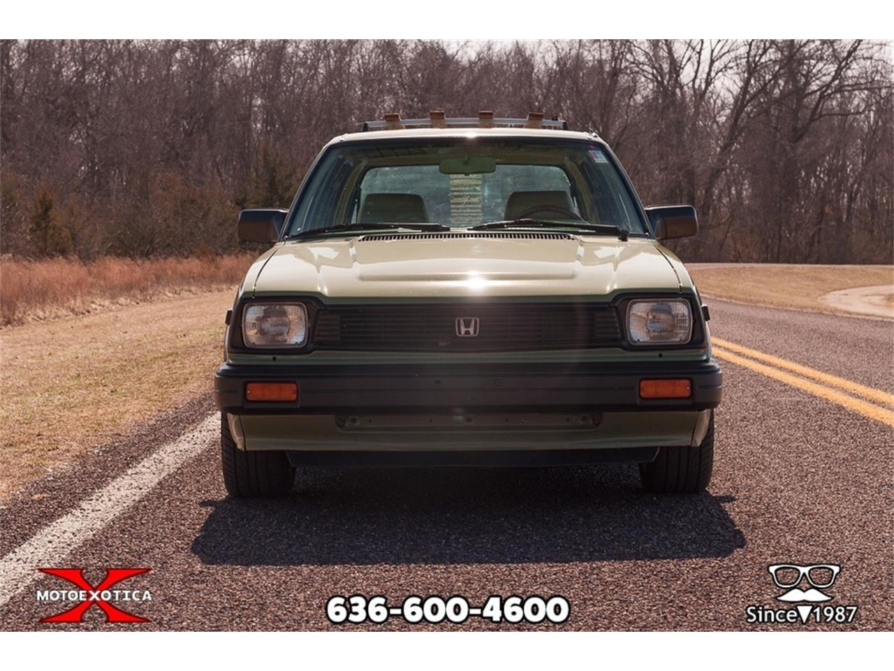 1983 Honda Civic Wagon for sale in St. Louis, MO – photo 7