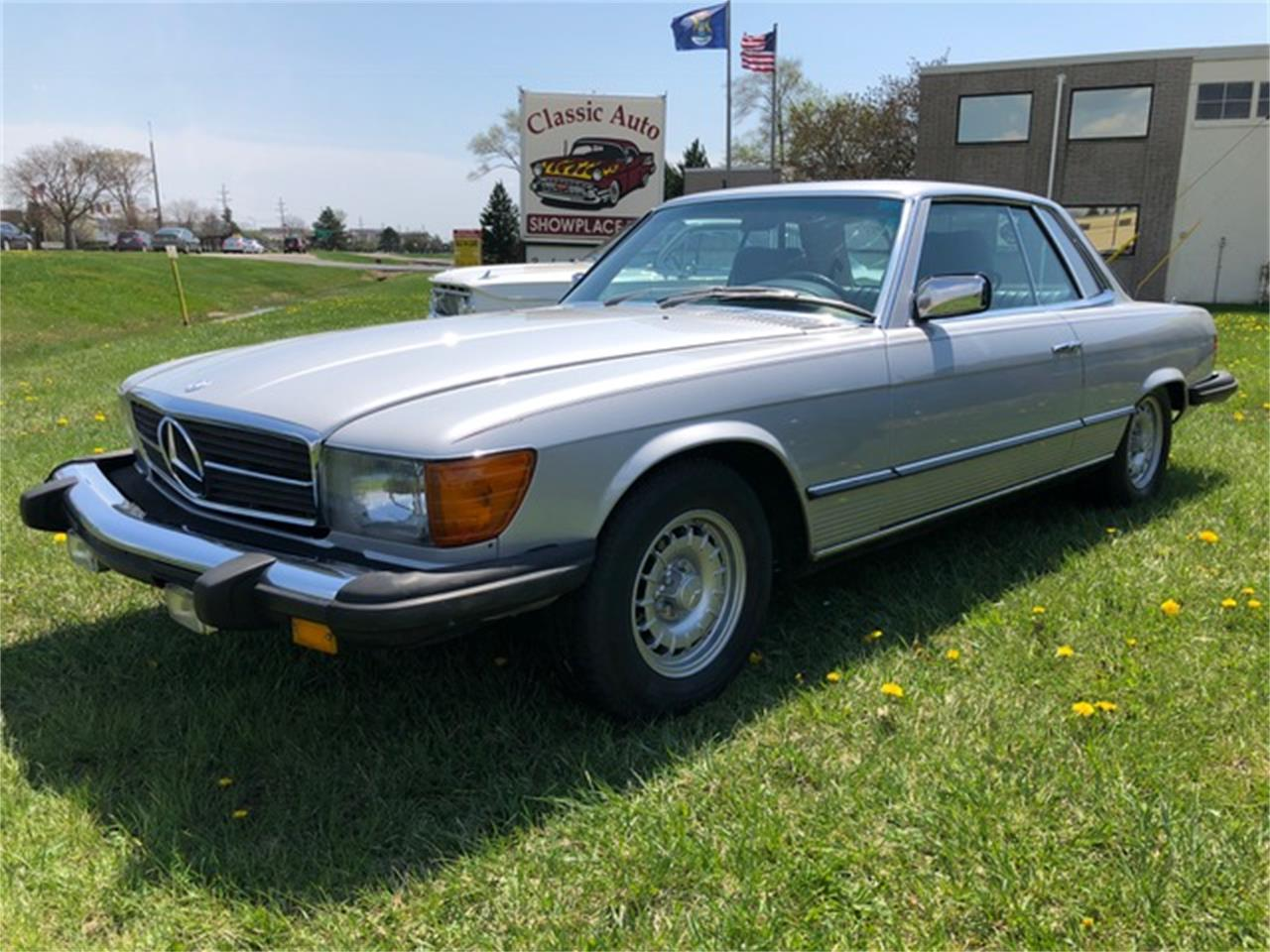 1977 Mercedes-Benz 450SLC for sale in Troy, MI