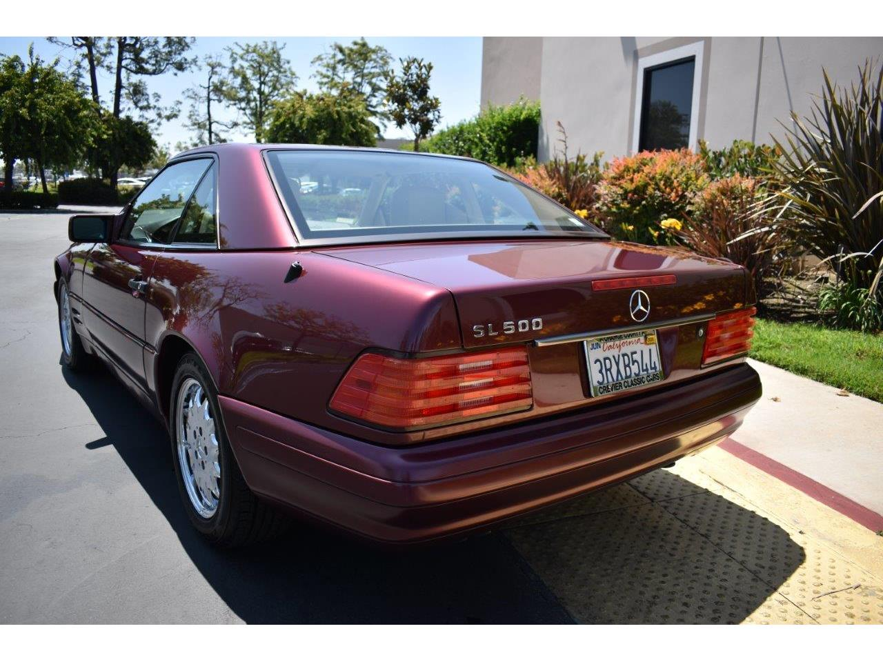 1996 Mercedes-Benz 500SL for sale in Costa Mesa, CA – photo 5