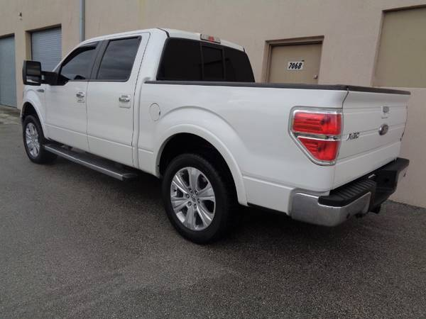 "2012 Ford F-150 2WD SuperCrew 145"" Lariat - cars & trucks - by... for sale in Miami, FL – photo 20"