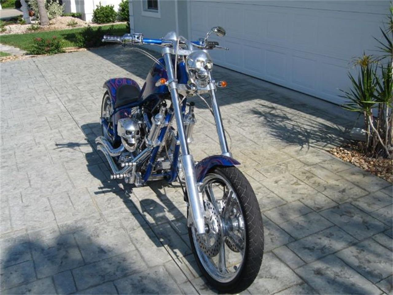 2002 American Ironhorse Texas Chopper for sale in Cadillac, MI – photo 2