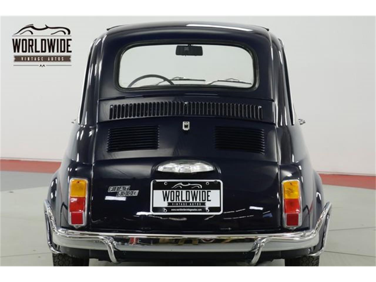 1971 Fiat 500L for sale in Denver , CO – photo 23