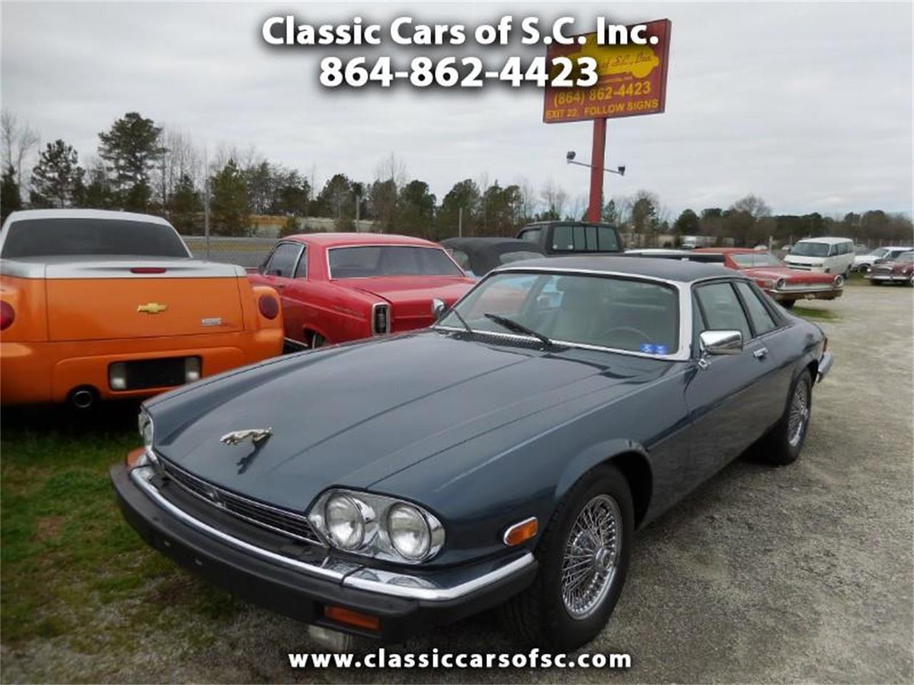 Jaguar Cars For Sale >> 1990 Jaguar Xjs For Sale In Gray Court Sc Classiccarsbay Com