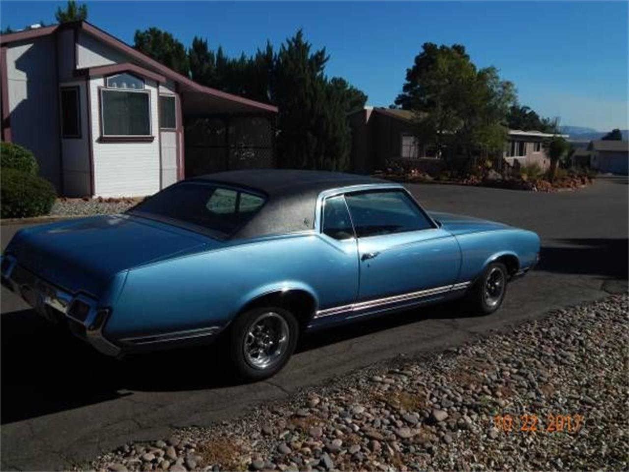 1971 Oldsmobile Cutlass for sale in Cadillac, MI – photo 2