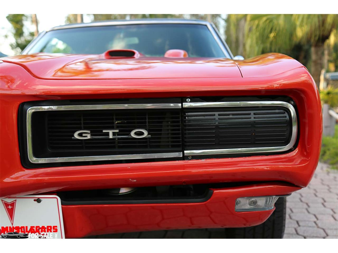 1968 Pontiac GTO for sale in Fort Myers, FL – photo 66