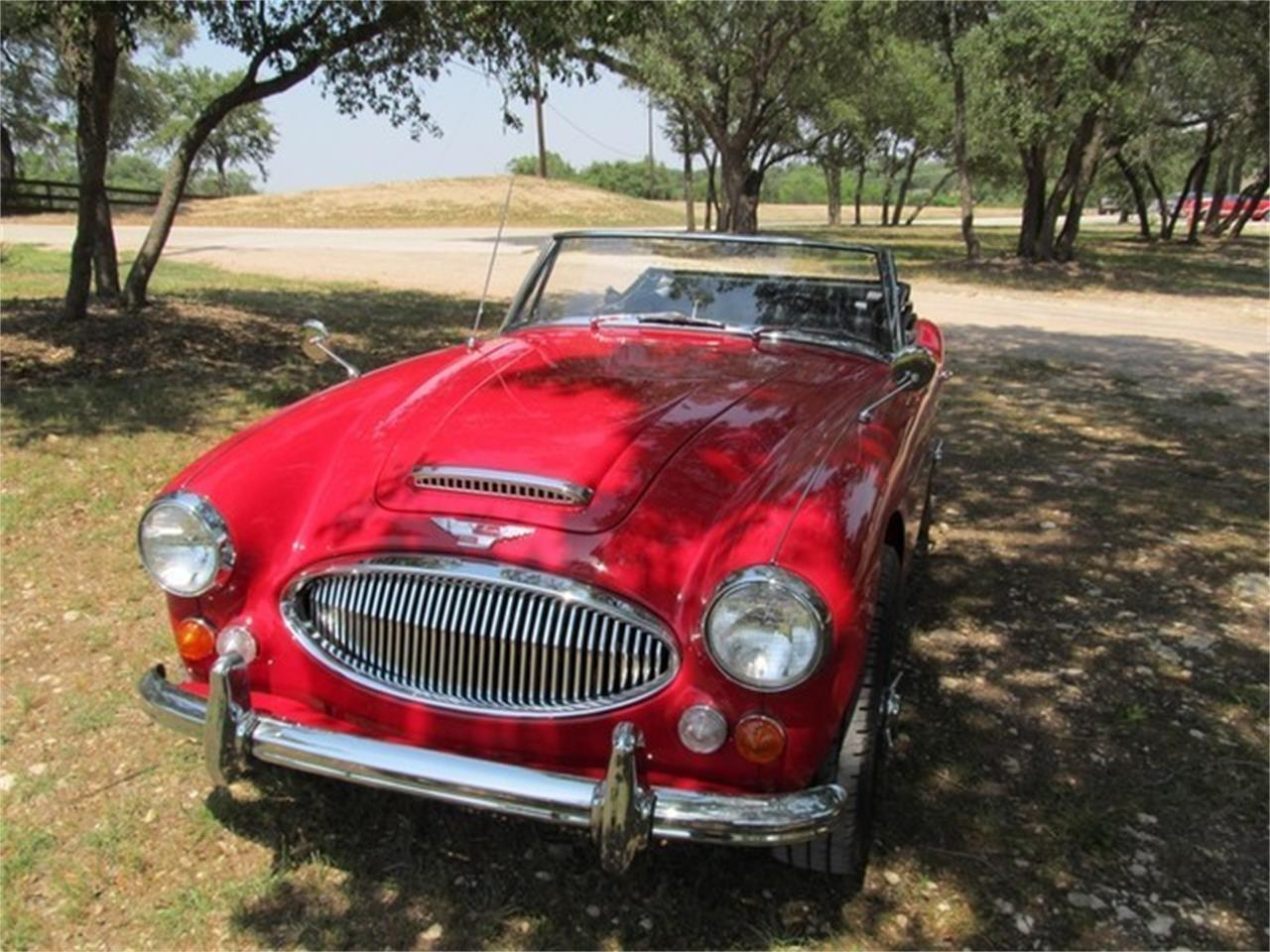 1967 Austin-Healey 3000 for sale in Liberty Hill, TX – photo 8