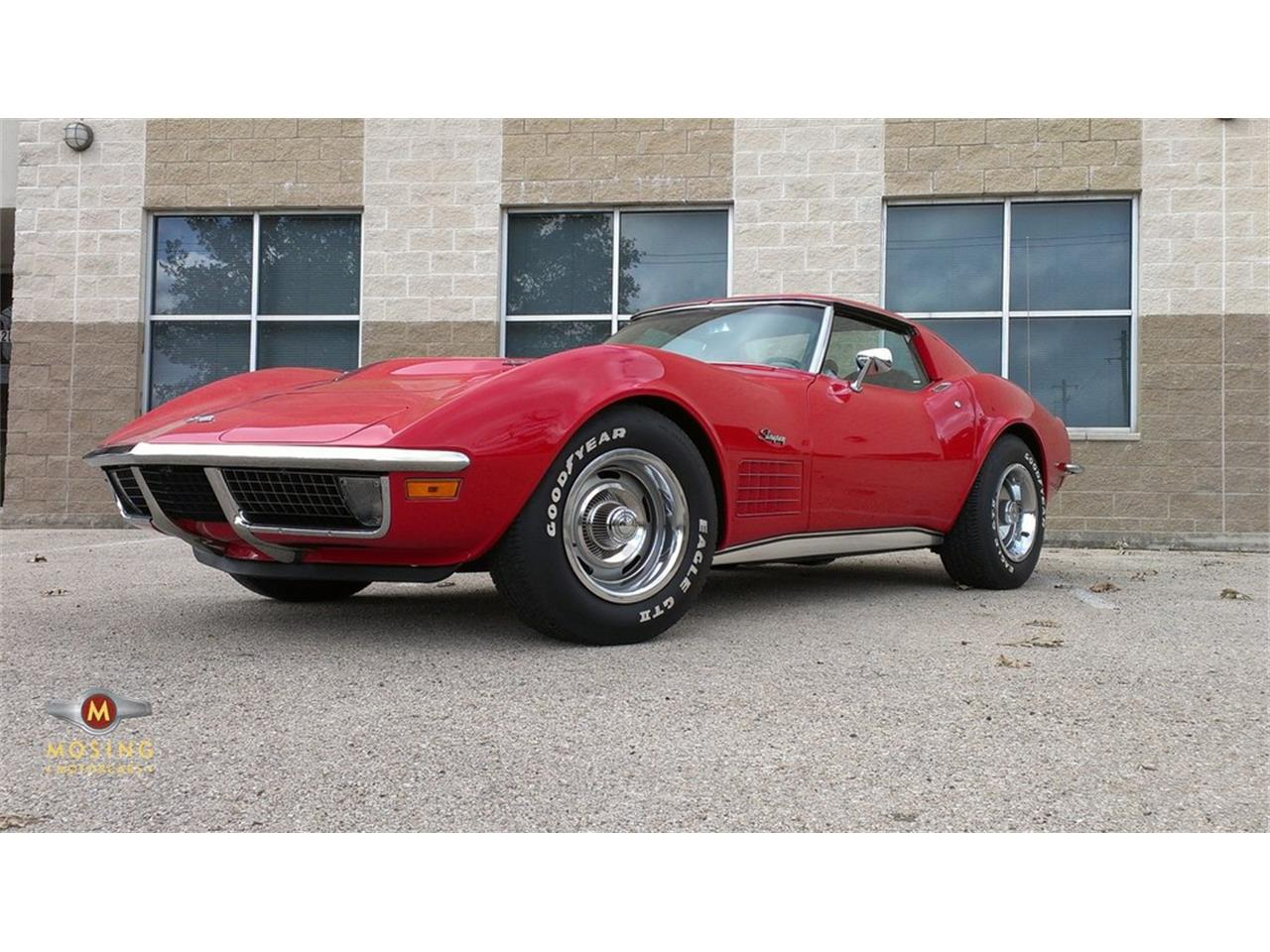1971 Chevrolet Corvette for sale in Austin, TX – photo 4