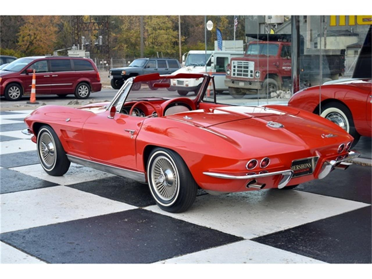 1963 Chevrolet Corvette for sale in Springfield, OH – photo 6
