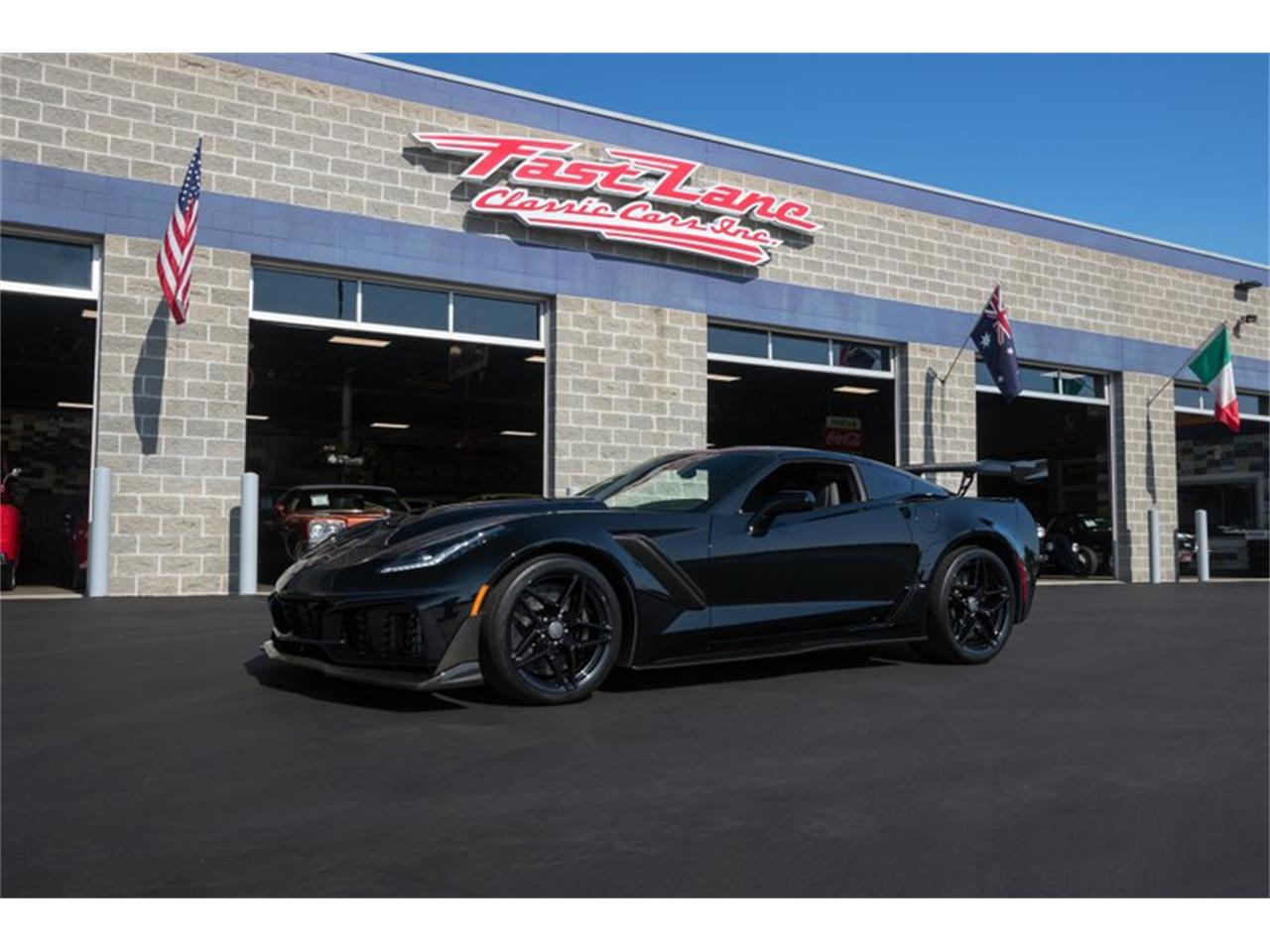2019 Chevrolet Corvette ZR1 for sale in St. Charles, MO