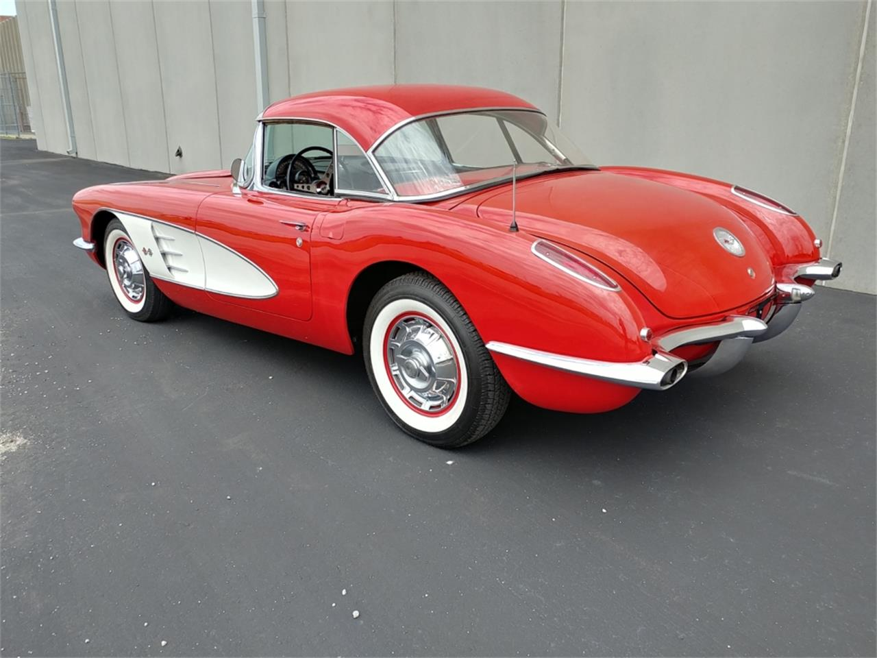 1960 Chevrolet Corvette for sale in N. Kansas City, MO – photo 2