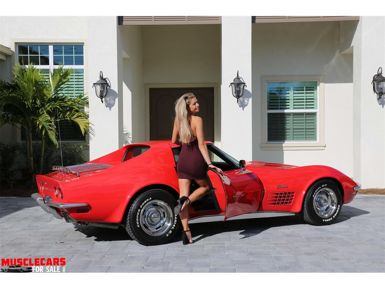1972 Chevrolet Corvette for sale in Fort Myers, FL – photo 12